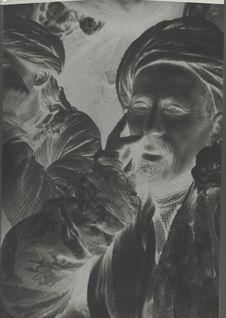 Tête d'Ouzbek