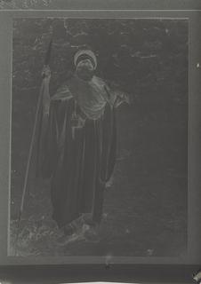 Goumier Targui, guide du Ténéré