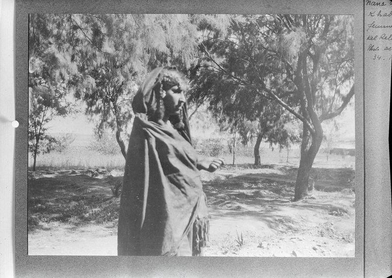 Nana oult khabéa, femme noble kel rela.