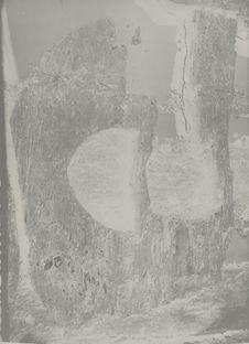 Fragment de roue en bois de type méditerranéen