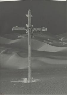 Dunes de sable aux environs d'Ica