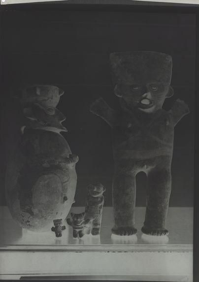 Vases et figurines d'Ancoy