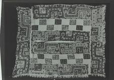Tissu brodé, Musée de Lima