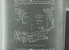 Plan de la grotte de Gargas