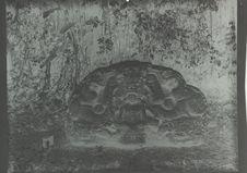 Autel P (la Grande Tortue), côté nord (face antérieure)