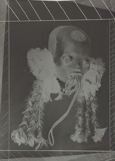 "Tête trophée ""Mundurucu&quot"