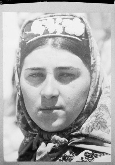 Femme cosaque