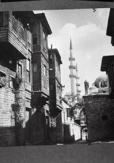 Vue du vieux Stamboul