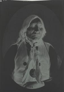 Type d'indien Kiowa