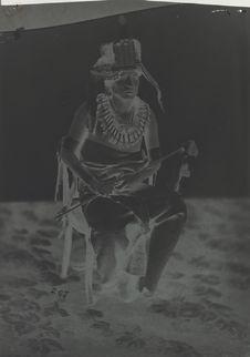 Type d'indien Pawnee