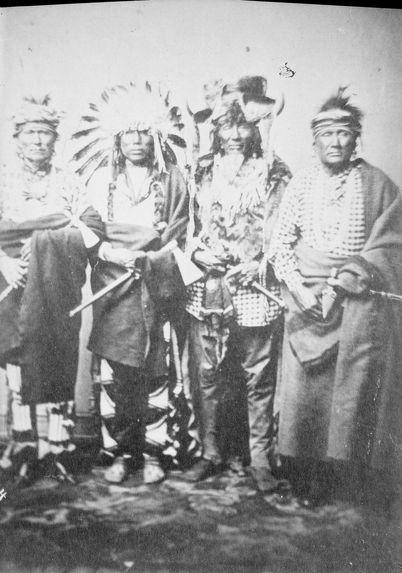 Type indien Poncas