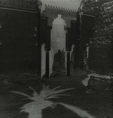 Maroc Marrakech, tombeaux