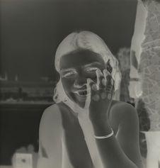 Maroc Ourika [portrait d'une femme]
