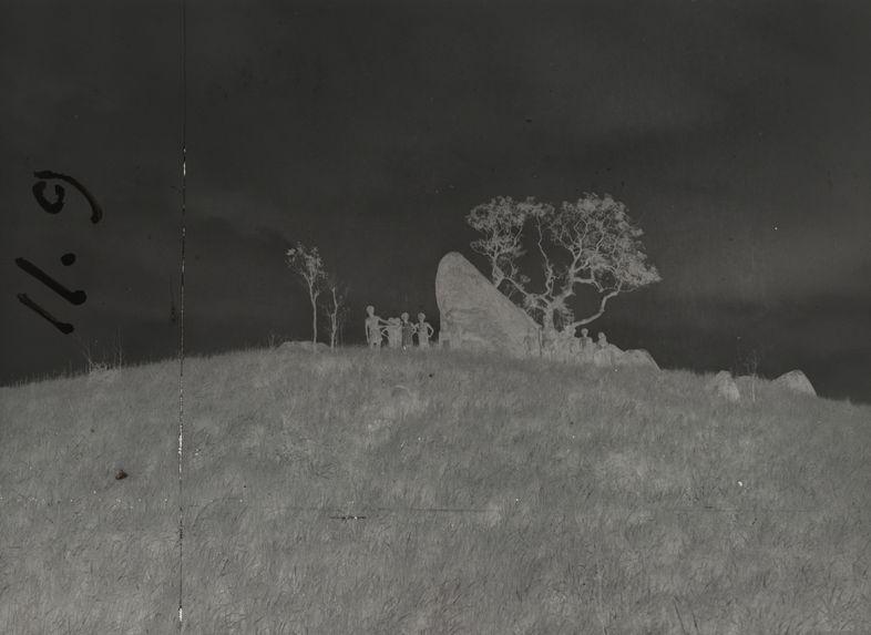 """Rocher sacré de Jöng ou """"Mont des deux Jöng&quot"""