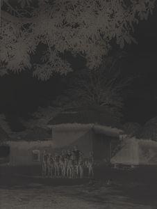 Habitation et autel Ouatchi