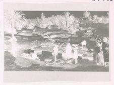 Types indigènes du Mezzaoua à la fontaine