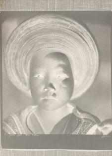 Femme Méo blanc