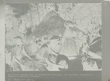 La déesse de la Maternité dans la clairière