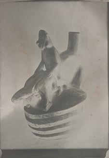 Vase. Accouplement