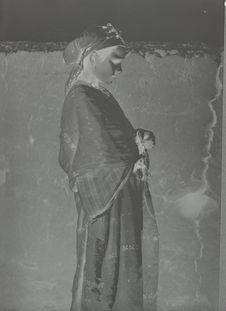 Jeune fille de la tribu des Aït Serrhouchene