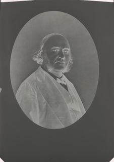 Sans titre [Portrait de Paul Broca]