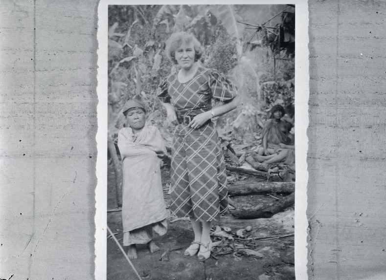 Indiens Maraca (Motilon Pygmées)