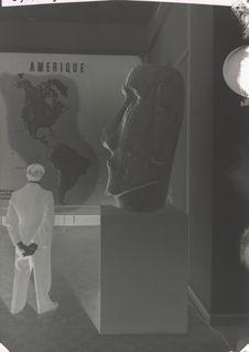 Statue (Mission Métraux)