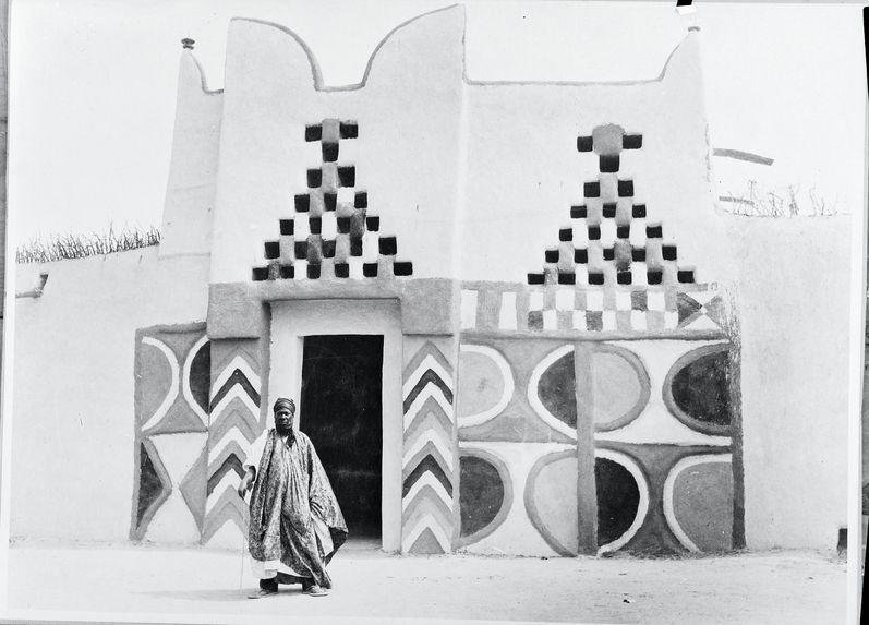 Sans titre [Habitation du sultan Barmou à Tessaoua]