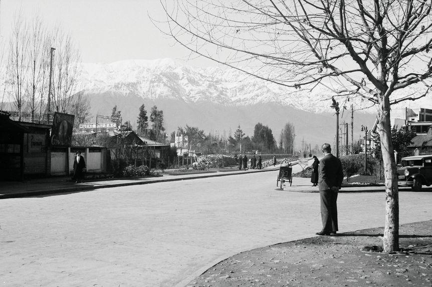 Sans titre [bande film de six vues concernant le Chili]