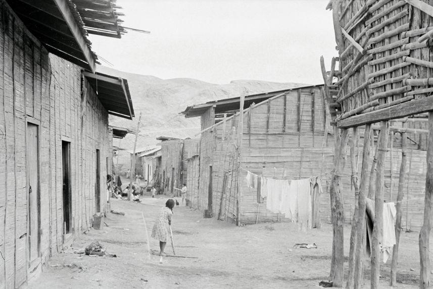 Sans titre [bande film de six vues concernant le Pérou]