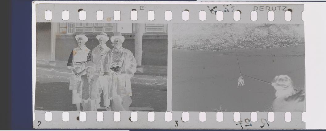 Sans titre [bande film de deux vues concernant  la vallée du Mékong]