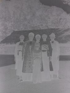 Quelques membres de la famille du quan lang