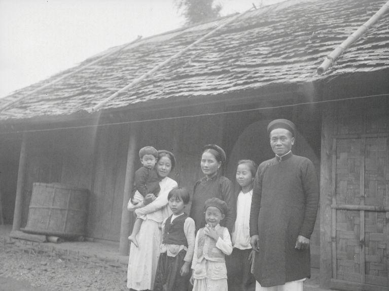 Famille annamite