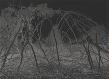 Sans titre [Structure de hutte]