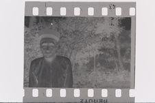 Homme portant un turban annamite