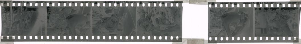 Sans titre [bande film de six vues concernant des scènes diverses]