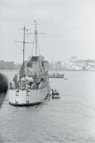 Marseille-Tanger