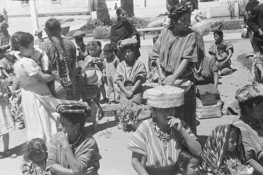 Santa Cruz, Panajachel, Xitanju, Patzun, Museo arqueologico de Guatemala et Guatemala