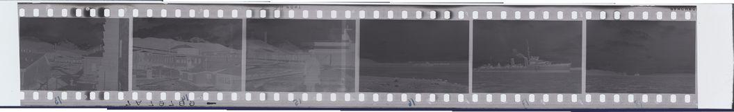 Sans titre [ bande film de six vues concernant la prison d'Ushuaïa]