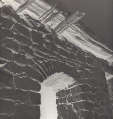 Porte de la mosquée. Cintre