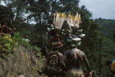 Buang. Danse. Festival de Sagai