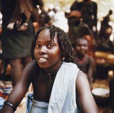 Femme kanuri