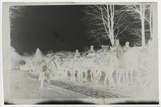 Photos de guerre [un convoi]