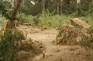 Sans titre [vue d'un village]