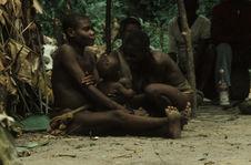 Pygmées Bambuti
