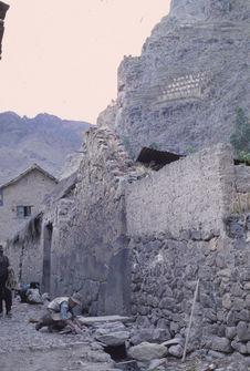 Pérou, Ollantaytambo
