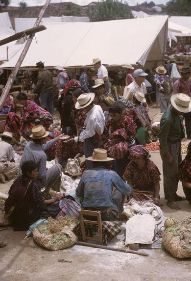 Guatemala. Chichicastenango