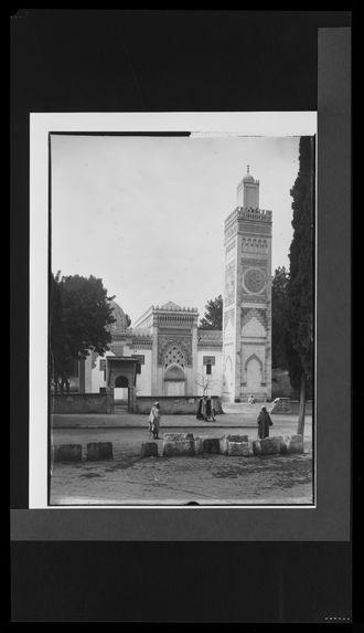 Sans titre [mosquée d'Orléansville]