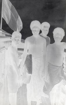 Sans titre [Portrait de quatre personnes]