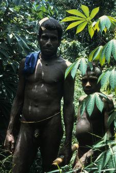 Hommes du village de Ulakin